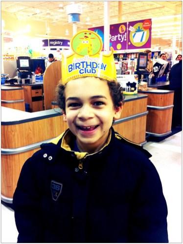 Happy Birthday, Aidan!