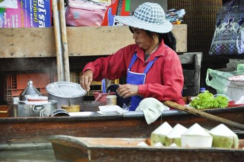 Floating market - Bangkok (52 of 66)