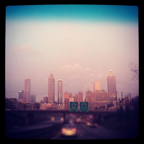 City life #atlanta
