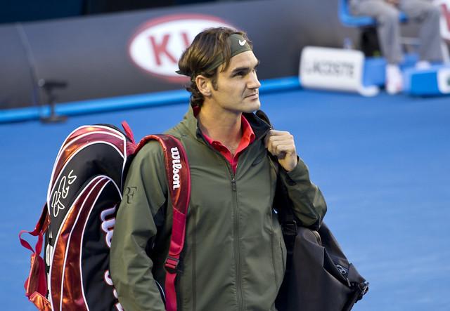 Roger Federer VS Bernard Tomic