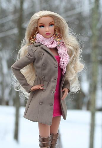 Winter Color Splash Erin