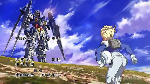 Gundam AGE Episode 16 The Gundam in the Stable Youtube Gundam PH (1)