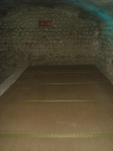 隧道內睡舖2