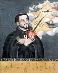 st francis of xavier