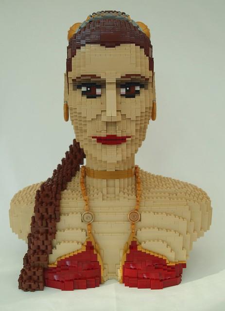 Princess Leia Bust 3
