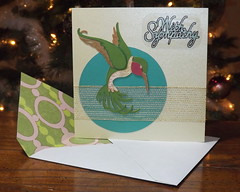 Hummingbird Sympathy