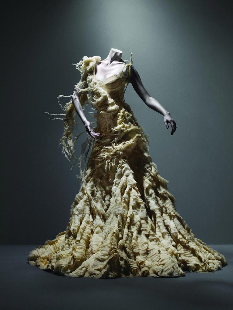 """Oyster"" Dress, Irere, Spring:Summer 2003"