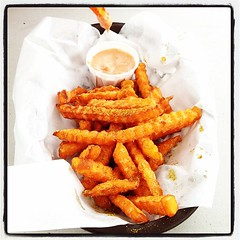 Sweet Potato Fries!