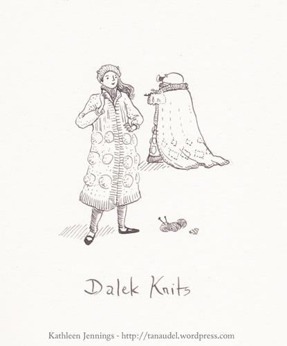 Dalek Knits
