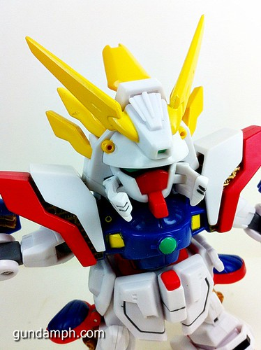 SD Archive Shining Gundam Unboxing Review (28)
