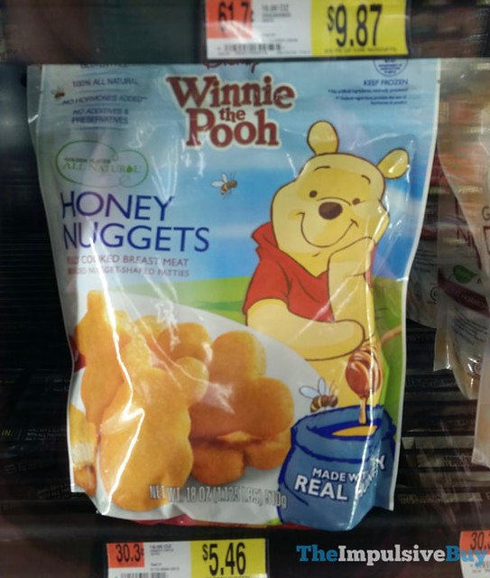 Winnie the Pooh Honey Nuggets