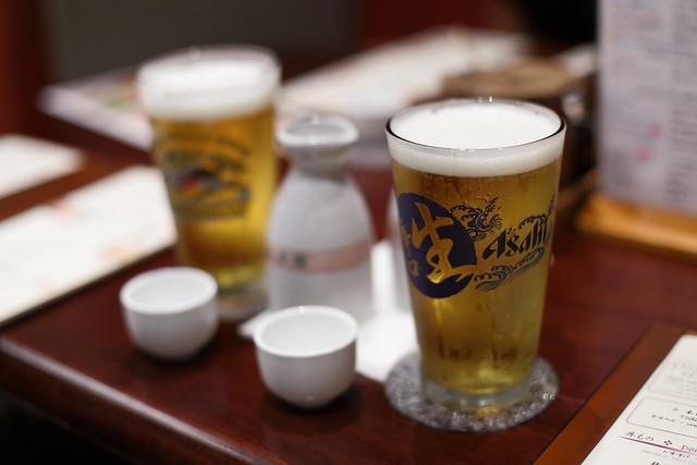 Sake Bombs