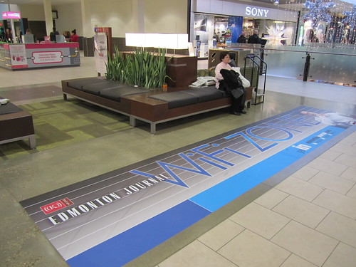 Edmonton Journal WiFi Zone