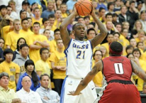 UCSB Men's Basketball vs UC Irvine ON-AIR