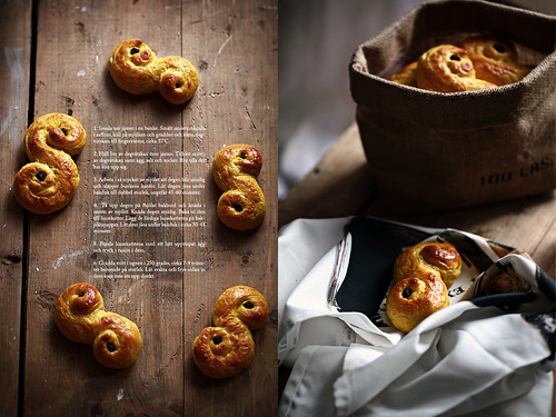Lucia buns recipe by Call me cupcake