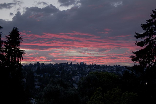 West Seattle Sunset