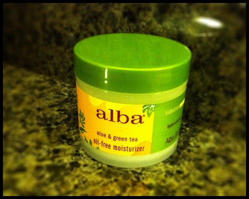 alba moisturizer by reacurry