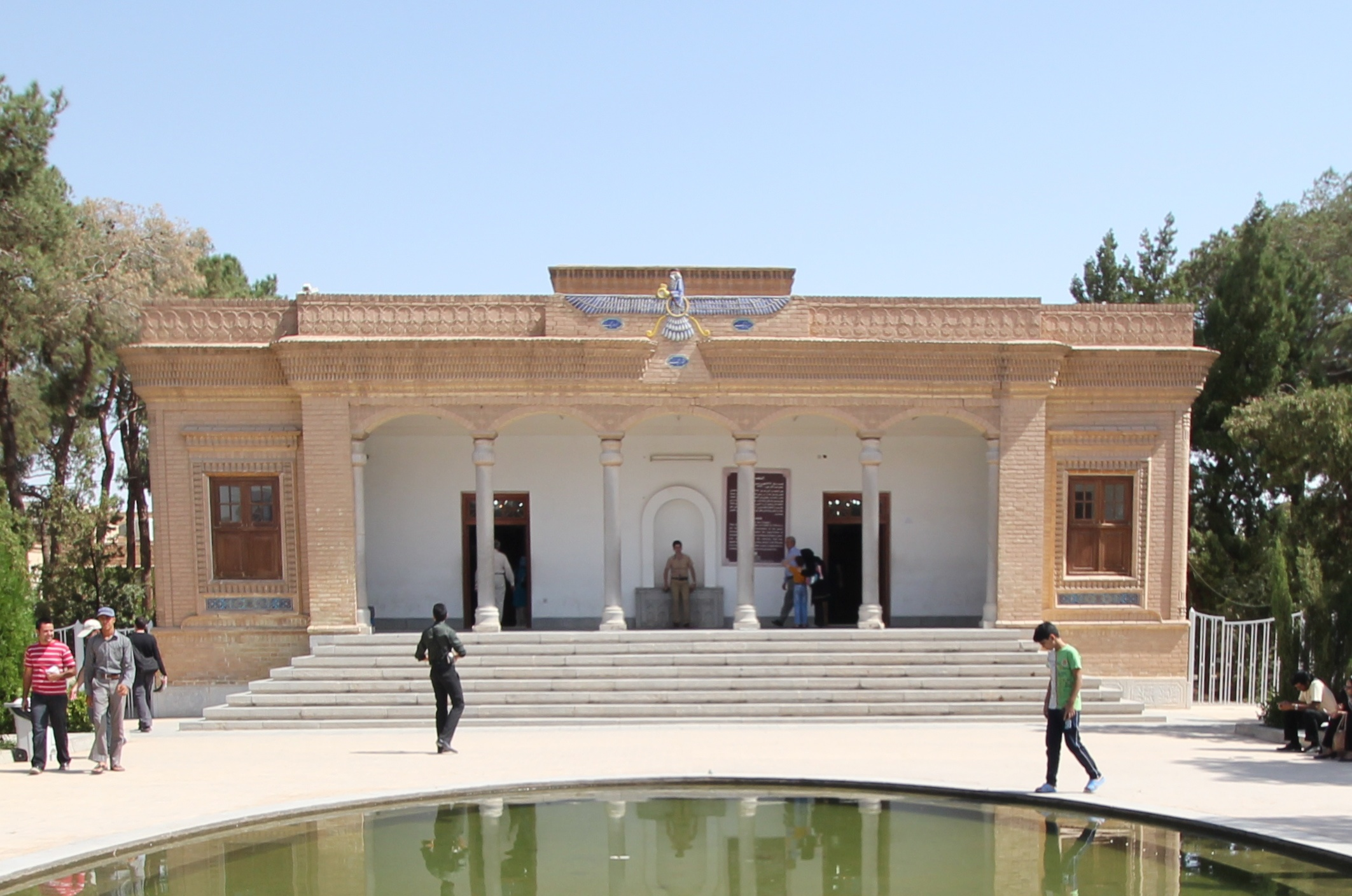 Fire Temple Atash Behram