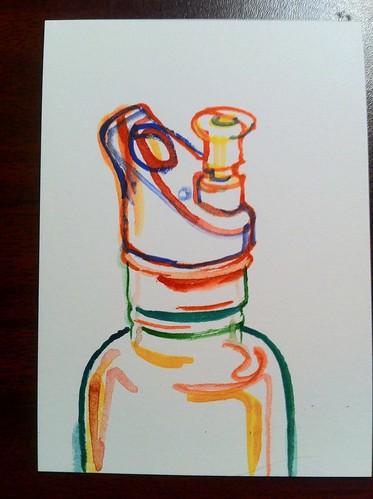 Water bottle by jmignault