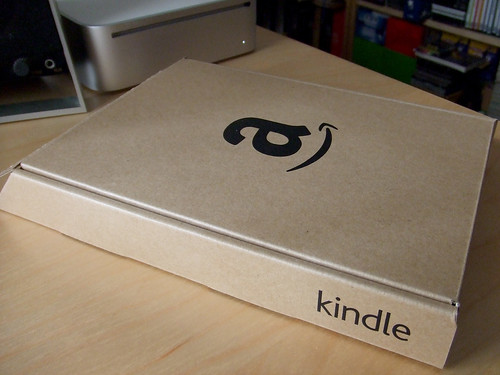 Kindle, boxed