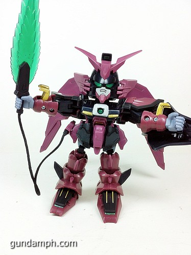 SD Gundam Online Capsule Fighter EPYON Toy Figure Unboxing Review (27)