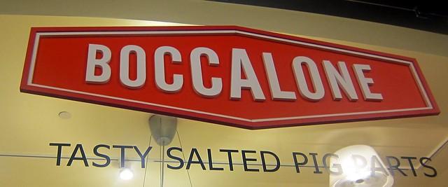 boccalone sign