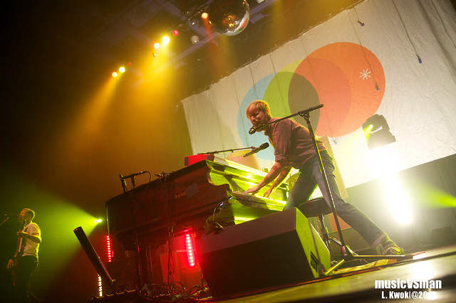 Jack's Mannequin @ The Pageant