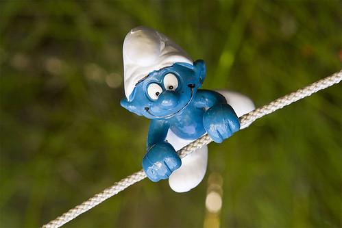 adventure smurf