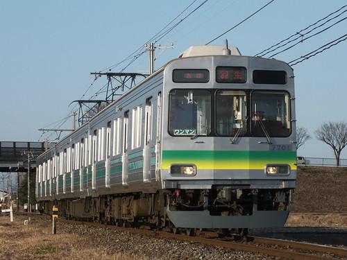 7501F @西羽生~新郷