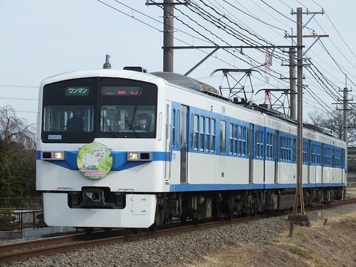 6002F(あの花HM) @大麻生~明戸