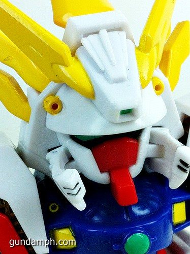 SD Archive Shining Gundam Unboxing Review (29)