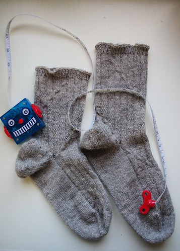 Sock Gauge Fail