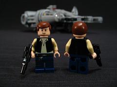 7965 Millennium Falcon Review: Han