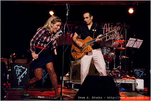 Peggy Sugarhill & Adriano Batolba (André Tolba) / Adriano Batolba Orchestra