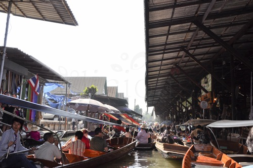 Floating market - Bangkok (57 of 66)