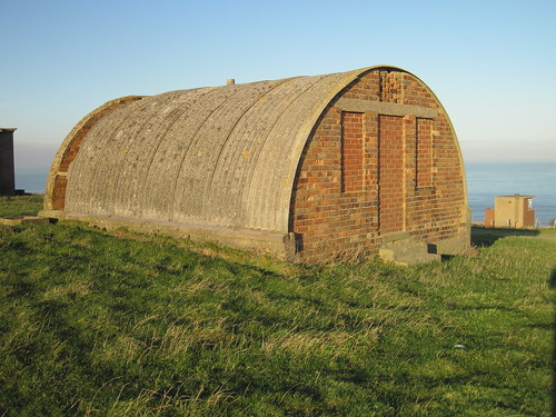 Ravenscar Radar Station