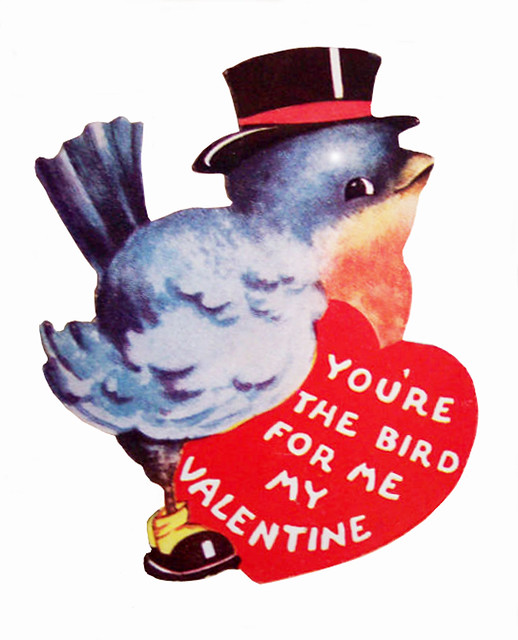 BirdyValentineVintage