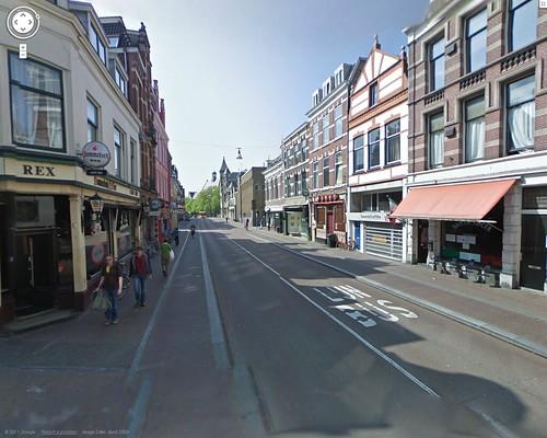 Nobelstraat, Utrecht, Netherlands