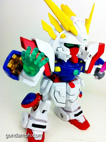 SD Archive Shining Gundam Unboxing Review (36)