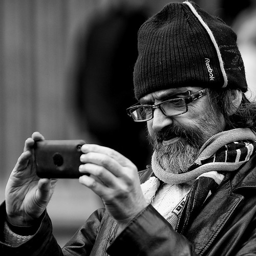 Portrait | Onlooker by Ian Keegan