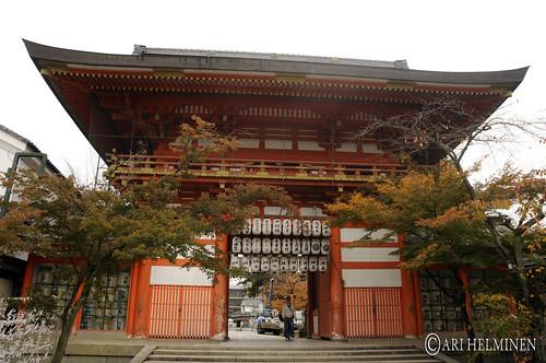 yasaka jinja-shrine 八坂神社
