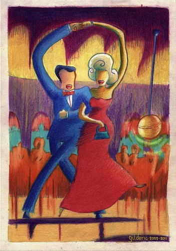 Totaliterra - Danses & Contredanses (page 2) - Illustration : Gilderic