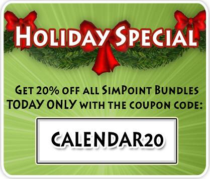 SimPoint Bundles - 20% Off