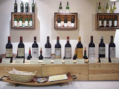 Wine Tasting (Decanter French Wines of the Year), Crystal WInes