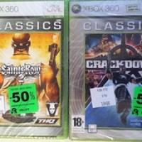 Soldes jeux vidéo : j'ai trouvé a Auchan Velizy 2...
