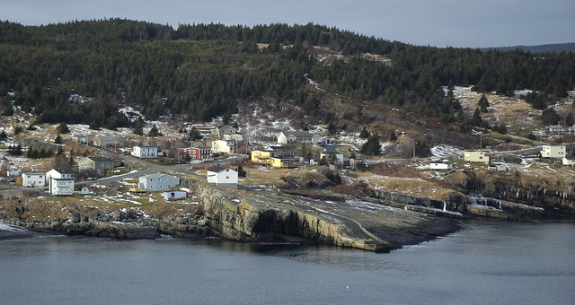 The town of Flatrock