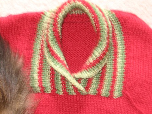 shawl collar pullover a4a-1