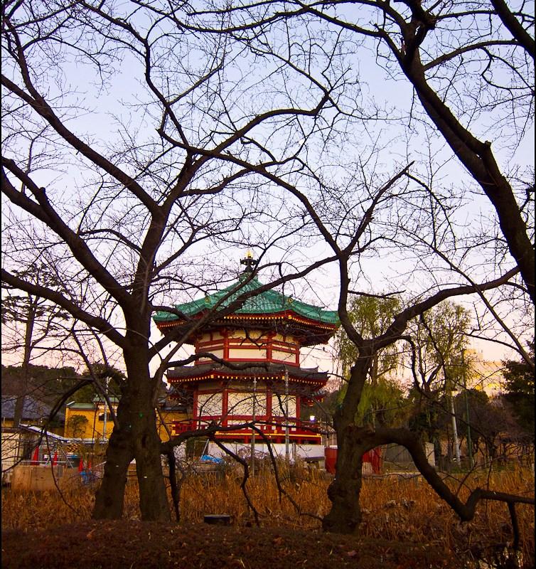 Templo Benten-do