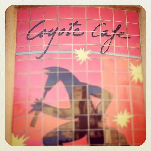CoyoteCafeSignTiles