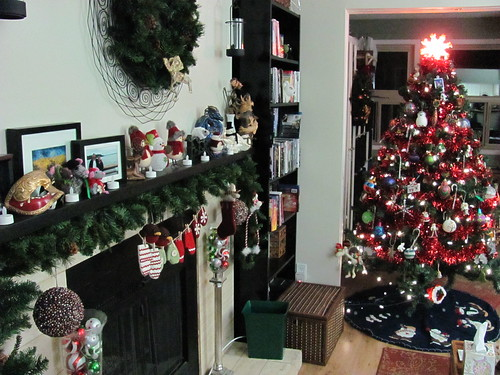 xmas decorations overview